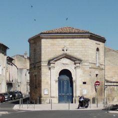 baptistère à Bédarieux dans l'Aquitaine
