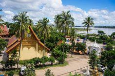 Essential Lao Phrases for Travel Luang Prabang, Wanderlust Travel, Travel Essentials, Laos, Sidewalk, Art Prints, Outdoor Decor, Beautiful, Art Impressions