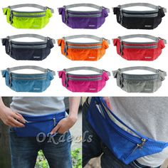 Cheap waist pack, Buy Quality women waist pack directly from China pack belt Suppliers: New Casual Men Women Waist Packs  Belt Bum Waist Pouch Fanny Pack Leisure Zip Bag