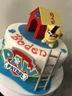 Quot Paw Patrol Quot Birthday Cake Jillybean Bakery Paw Patrol