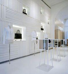 anne fontaine / paris / fashion / store / luxury 2008