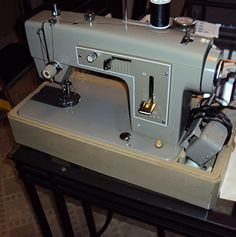 Sears Kenmore Sewing Machine Model 5186 with Case in M_and_K's Garage Sale in Charleroi , PA for $40. Vintage Sears Kenmore Sewing Machine, Model 5186 with Case. In Good condition.Will accept Cash or Money Order.