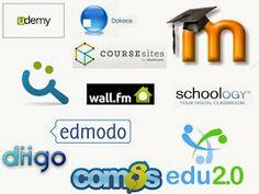 Las TICs y su utilización en la educación : 32 Plataformas virtuales educativas gratuitas
