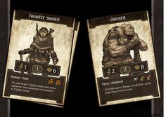 Mojang has finally revealed its second title, a digital card/board game mashup called Scrolls.