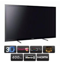 Sony KDL-46HX750 Full HD Led Tv (3D-Smart Tv) HD görüntü kalitesi ile televizyon izlerken tüm ayrıntıları görebilme imkanı veren bu Sony ürünü, 3D görüntüsü ile de film izleme keyfini iki katına çıkaracak. Kaçırdığınız tv programlarını Wifi üzerinden izleme servisine erişerek istediğiniz zaman tekrar izleyebilirsiniz.  http://www.beyazesyamerkezi.com/Sony-KDL-46HX750-Full-HD-Led-Tv-3D-Smart-Tv.html