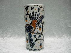 vase Art deco K&G Luneville décor Geo Condé