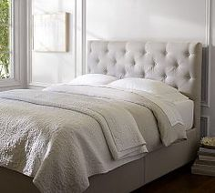 Beds, Headboards, Bed Frames & Bed Headboards   Pottery Barn