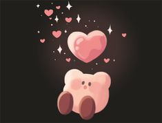 Kirby Games, Kirby Nintendo, Kirby Character, Chibi, Geek Games, Video Game Art, Video Games, Identity Art, Love Games