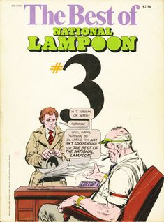 The Best of National Lampoon #3 - 1973