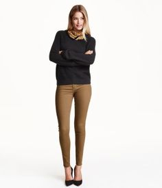 H&M Pantalon super extensible 24,99 $