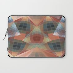 A trendy mixed media, digital artwork with diamond shapes and geometric patterns…