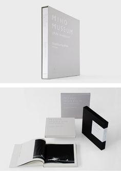 MIHO MUSEUM  I. M. Pei Architecture • Book design • 2008