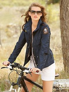 parajumpers desert windbreaker jacket womens