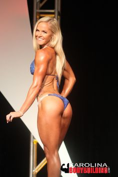 NPC Bikini Competitor from the 2015 South Carolina Stewart Fitness Classic. See more pic @ http://northcarolinabodybuilding.com
