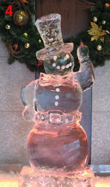 chic ice sculpture - Google Search