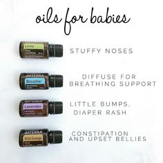 oils for babies - wild orange for upset tummies. Doterra Essential Oils, Natural Essential Oils, Essential Oil Blends, Natural Oils, Natural Healing, Essential Oils For Constipation, Oil For Constipation, Essential Oils For Pregnancy, Essential Oils For Babies