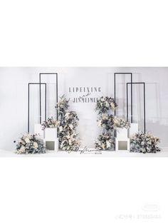 Wedding Backdrop Design, Wedding Stage Design, Wedding Reception Backdrop, Wedding Wall, Wedding Ceremony Decorations, Wedding Designs, Wedding Mandap, Wedding Receptions, Wedding Ideas