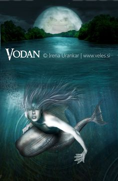 Vodan, the Master/God of waters.