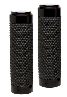 HARLEY GRIPS INTERNAL THROTTLE BLACK RUBBER BOBBERS AND CHOPPERS