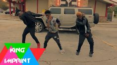 King Imprint | iHeartMemphis - Lean and Dab (Official Dance Video) | Kin...