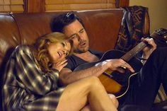 deacon and rayna | Rayna (Connie Britton) and Deacon (Charles Esten) rekindle an old ...