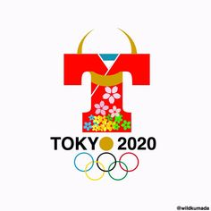 #東京オリンピック #非公式エンブレム #Tokyo2020emblem #UnofficialEmblem