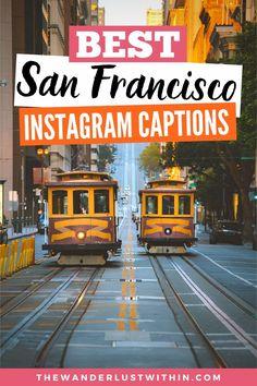 San Francisco Quotes, San Francisco Travel, Canada Travel, Travel Usa, Travel Tips, Travel Guides, Travel Destinations, California Travel Guide, California California