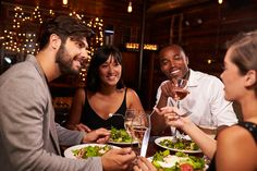 Who doesn't love dinner on the town? Use these tips to stay on your healthy eating track even when you eat out.