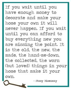make it your own by rosemary
