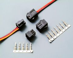 mm Pitch Wire to Wire Connectors Plastic Injection Molding, Consumer Electronics, Wire, Cable
