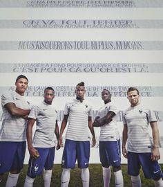 Novo uniforme França