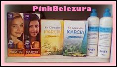 Pinkbelezura: Vim mostrar os produtos da nossa parceira Márcia C...