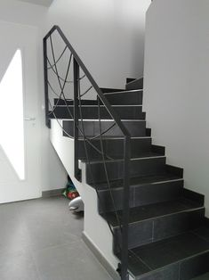 Garde Corps, Rambardes d'escaliers, Ballustrades, Métal, Design Contemporain, Fer Allure