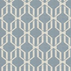 Collection: Expressions Vol VI HorizonWidth: inContent: Polyester CottonHorizontal Repeat: inVertical Repeat: inUsage: Bedding DraperyDesign Style: Lattice / FretworkColor: Blue Textures Patterns, Print Patterns, Geometric Patterns, Fabricut Fabrics, Custom Window Treatments, Mosaic Designs, Blue Fabric, Home Art, Groomsmen