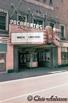 Pocahontas Theatre, Welch West Virginia