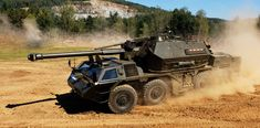 1979 Tatra (Norgren) Dana (Zuzana) Haubitze MM ) - M km. Military Vehicles, Autos, Army Vehicles