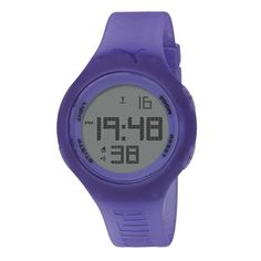 Puma Color Stainless Steel Loop Transparent Watch - Overstock™ Shopping - Big Discounts on Puma Puma Women's Watches $45 Purple