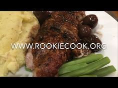 Roast Duck with Red Wine Cherry Sauce - Rookie Cook Party Recipes, Yummy Recipes, Whole Food Recipes, Cooking Recipes, Yummy Food, My Favorite Food, Favorite Recipes, Cherry Sauce, Roast Duck