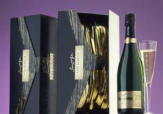Champagne Piper Heidsieck - Coffret Sauvage. Memento #Linea