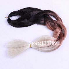 Find More Bulk Hair Information about 5Pcs/Lot Ombre Braiding Hair Three Tone Black/Brown/Blonde Ombre Kanekalon Braiding Hair Marley Synthetic Braid Hair Extensions,High Quality hair salon design pictures,China hair curling tong set Suppliers, Cheap hair cushion from sexy hair product store on Aliexpress.com