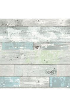 Wallpops 'Beachwood' Reusable Peel & Stick Vinyl Wallpaper available at #Nordstrom