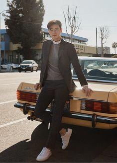 イメージ 4 Korean Star, Korean Men, Asian Men, Asian Actors, Korean Actors, Korean Celebrities, Celebs, Dramas, Mens Casual Suits