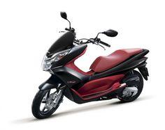 Honda PCX_125_Scooter