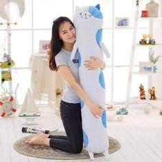 Himouto Umaru Chan Umaru Doma bigcat Pillow Plush Toy Cosplay 100cm plush doll Anime