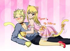 deviantART: More Like Sting and Lucy Time to Sleep by Stinglu