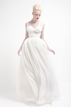 Kelsey Genna - FLOWERCUP Gown