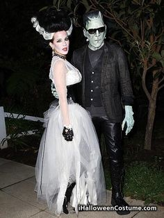 Couples costume for Halloween - Halloween Costumes 2013