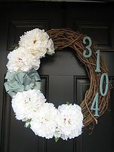 Making this but with different flowers.  Love the idea.