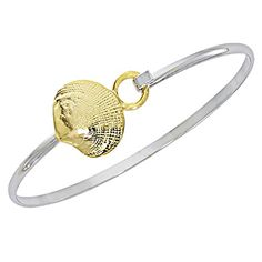 Cape Cod Jewelry Quahog Clam Shell Bracelet *** Check this awesome product by going to the link at the image.