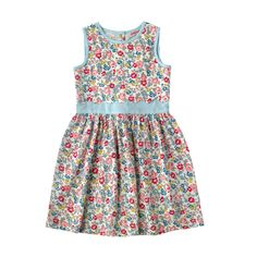 Cath Kidson Walton Rose Scallop dress